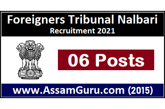 foreigners-tribunal-nalbari-Job-2021