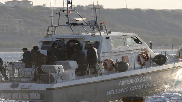 Κυβερνήτης πλοίου έπεσε στη θάλασσα στην Ερμιόνη Αργολίδας - Μεταφέρθηκε στο Νοσοκομείο Άργους