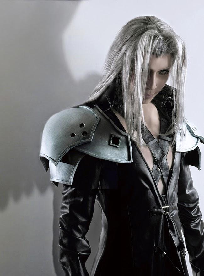 Final Fantasy Sephiroth Cosplay ENJOY COSPLAY: ...