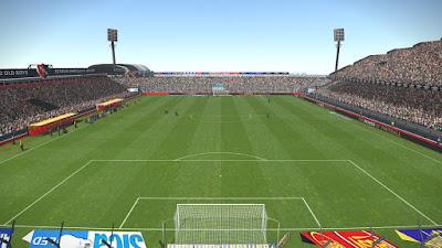 PES 2019 Stadium Marcelo A. Bielsa by The_Pelado