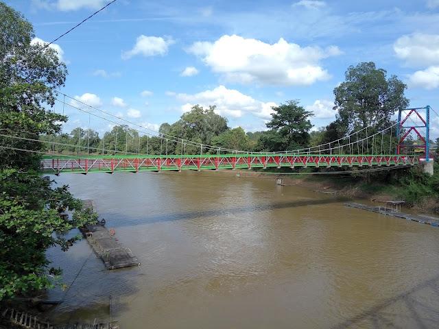 Jembatan Geretak Penanjung