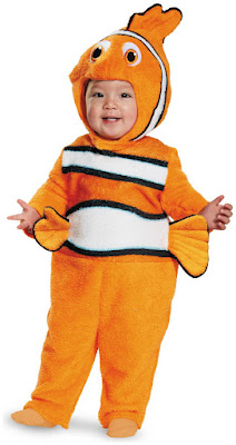 Finding Nemo Infant Costume