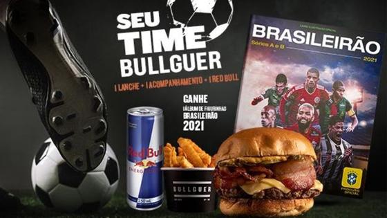 Ganhe Álbum de Figurinhas do Brasileirão 2021