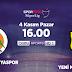 Aytemiz Alanyaspor - Evkur Yeni Malatyaspor