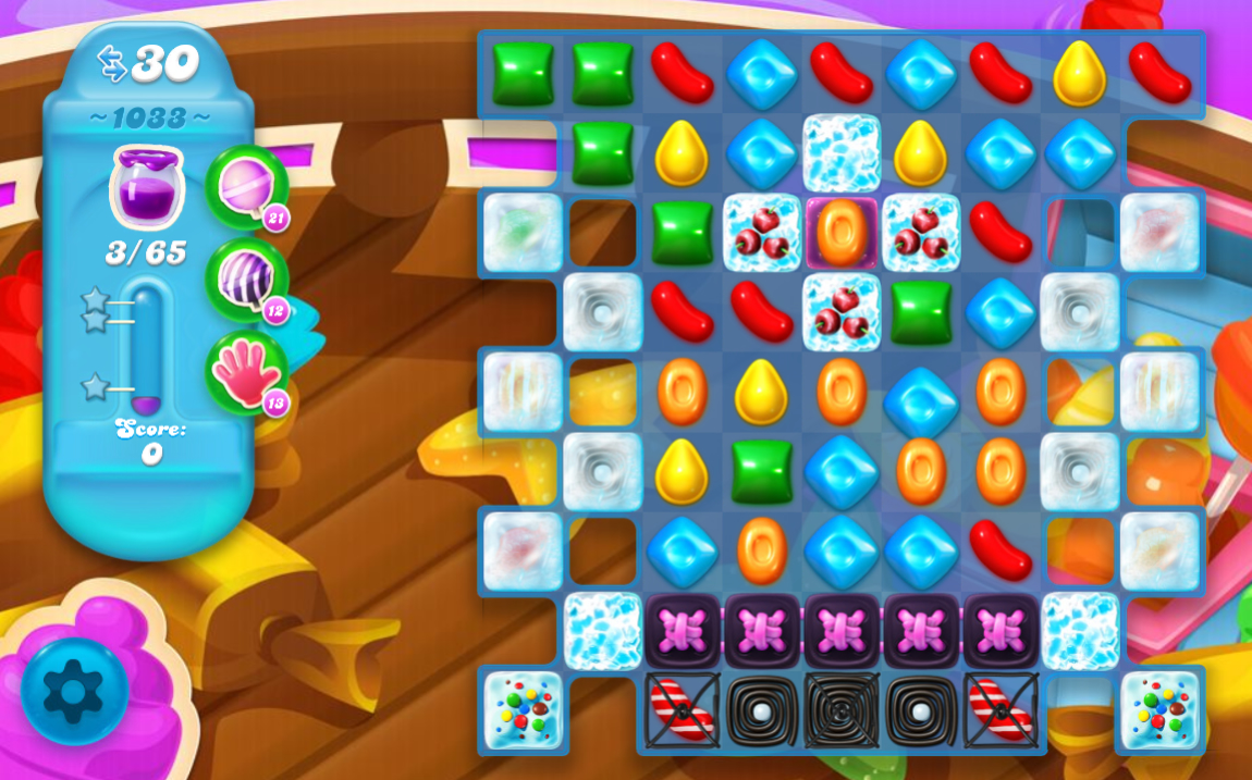 Candy Crush Soda Saga 1033