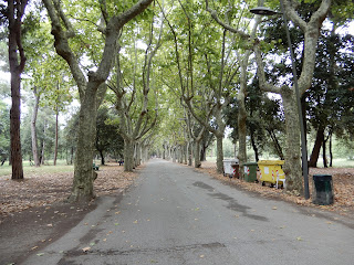 Viareggioの公園