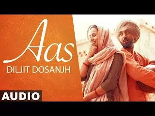Aas Lyrics Diljit Dosanjh