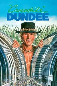 Poster Crocodile Dundee