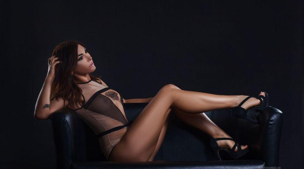 MaryDash Model GlamourCams