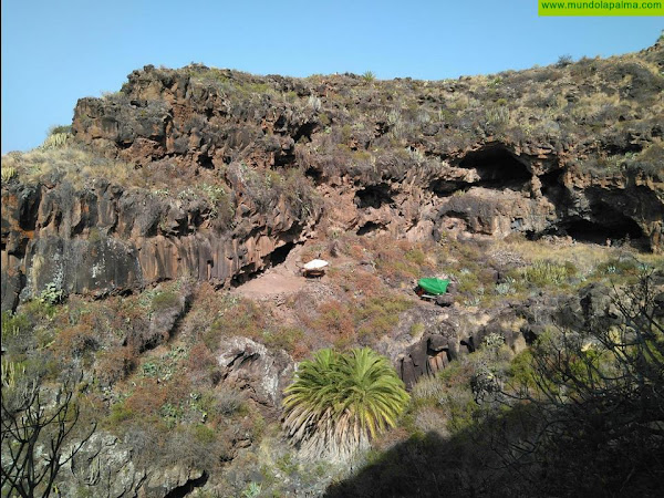 Nueva campaña de excavación arqueológica en Tijarafe
