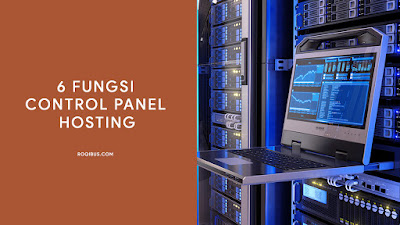 Fungsi Control Panel Hosting