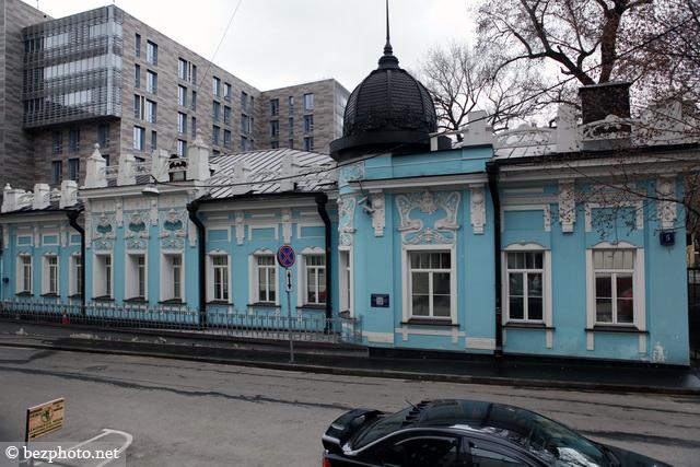 стиль модерн в архитектуре москвы