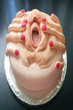 Pussy Cake Image Idea