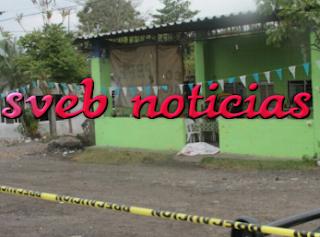 Ejecutan a madre e hija en un comedor de Cuitlahuac Veracruz