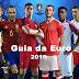 Todas as listas de convocados da Euro 2016