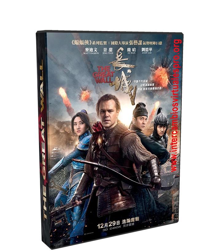 La Gran Muralla poster box cover