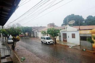 Retorno das chuvas