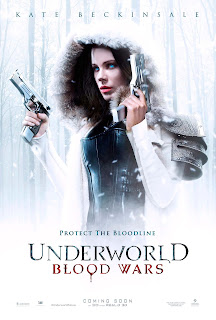 Underworld 5: Blood Wars ( 2017 )