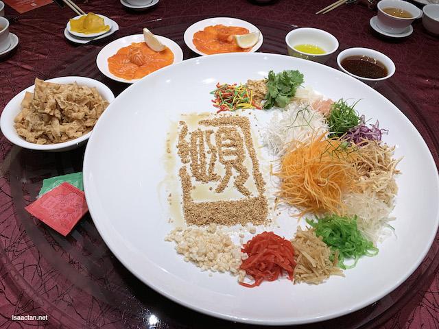 Chinese New Year Set Menu @ Ee Chinese Cuisine, Eastin Hotel Kuala Lumpur