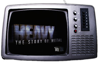 Heavy the story of metal