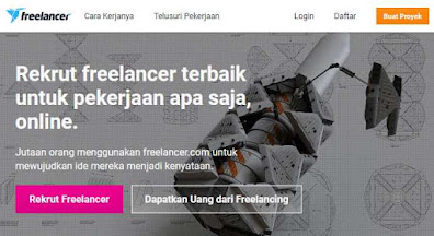 Situs Freelance untuk Pemula - 1