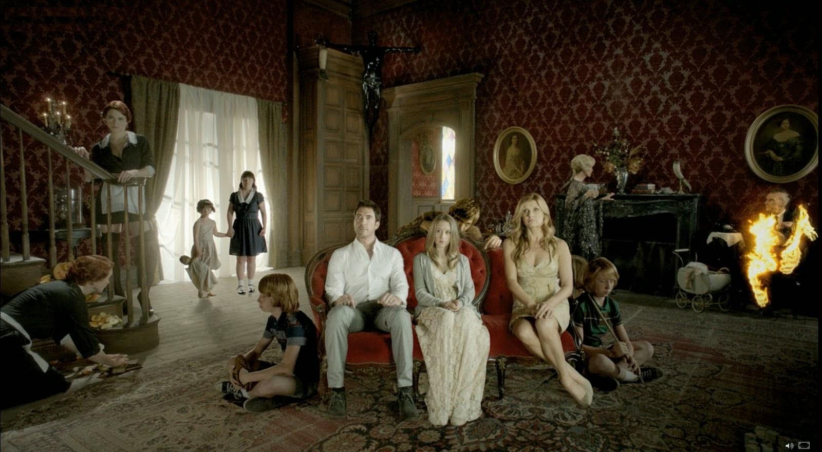 歐美影集(電視劇): American Horror Story 美國恐怖故事