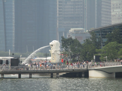 Merlion - Singapore Malaysia Tour End Year Series Salika