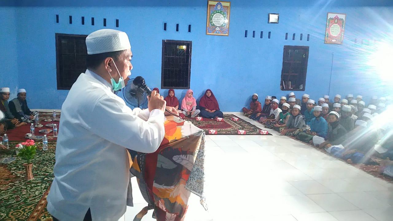 Balas Jasa HBA, Ponpes Darul Aufa Dukung Penuh Haris-Sani