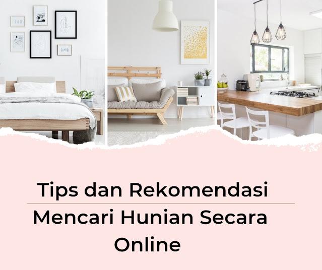 Tips mencari Hunian online