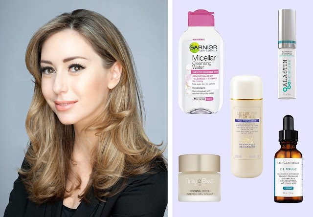 Ce sont les produits à utiliser dès l'âge de 30 ans pour soigner le visage