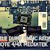 File Dump eMMC Redmi Note 4/4x Mediatek Nikel