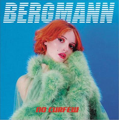 Avec No Curfew, Bergmann y diffuse toute sa vision du monde et son sens du son.