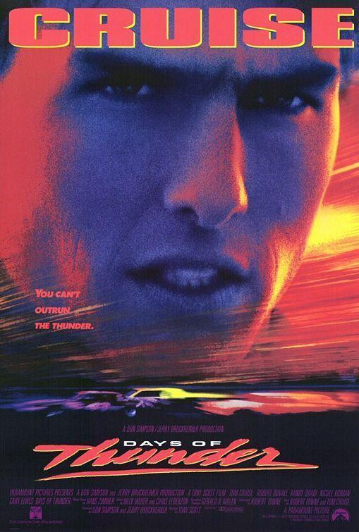 Download Days of Thunder (1990) Full Movie in Hindi Dual Audio BluRay 720p [1GB]
