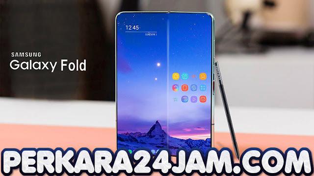 Harga Resmi Samsung Galaxy Fold Hampir Mencapai Rp 30 Juta