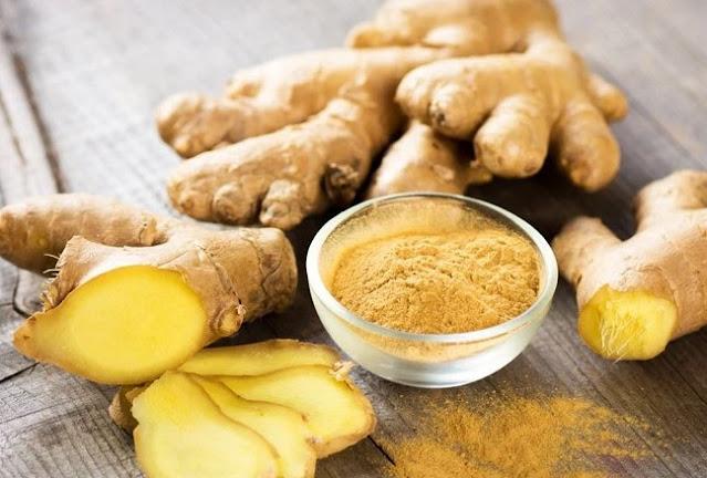 Obat kuat ramuan tradisionil memiliki bahan jahe