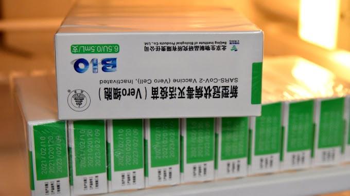 Menczer: A WHO 60 év felett is ajánlja a Sinopharm-vakcinát