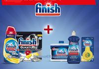 Logo Concorso 'Finish , coppia vincente'' : vinci il doppio di quanto speso!