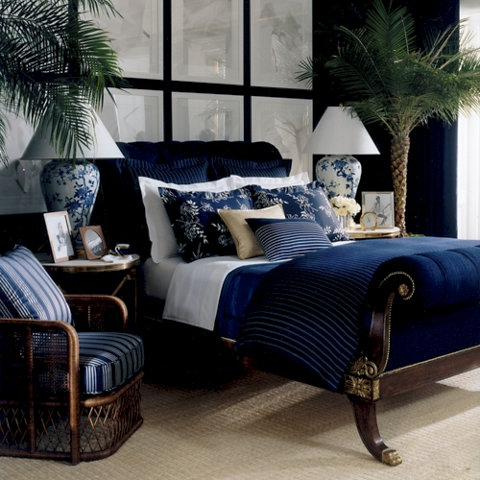 The Ralph Lauren Furniture Stylists Can Help You Create Perfect Interior Design When Purchase A Rue Royal Bed