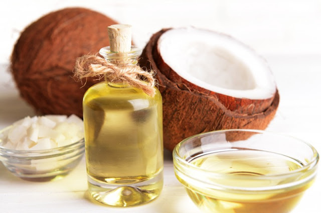 Coconut Oil remove blackheads and whiteheads