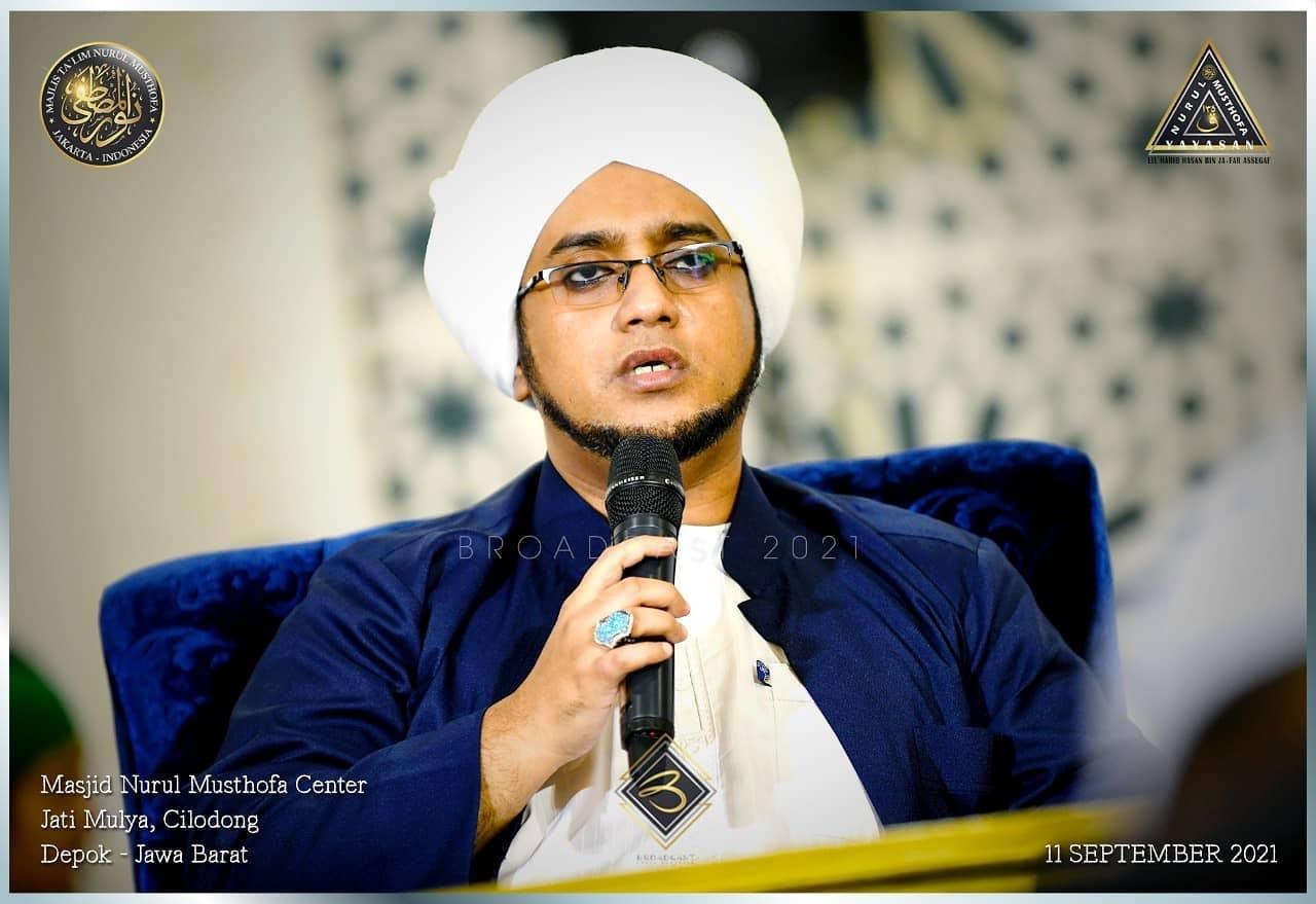 Galeri Masjid Nurul Musthofa Center 110921