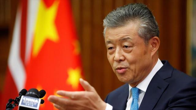 China advierte al Reino Unido: No nos amenacen con portaviones