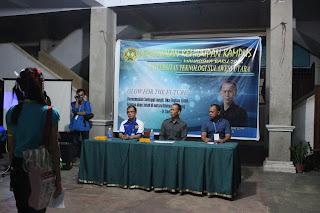 UTSU gelar PK2MB Angkatan ke-9 tanpa perpeloncoan