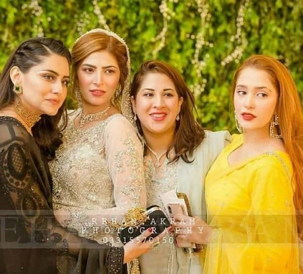 Pictures of Naimal Khawar with her Sisiters giving us Major Siblings Goals