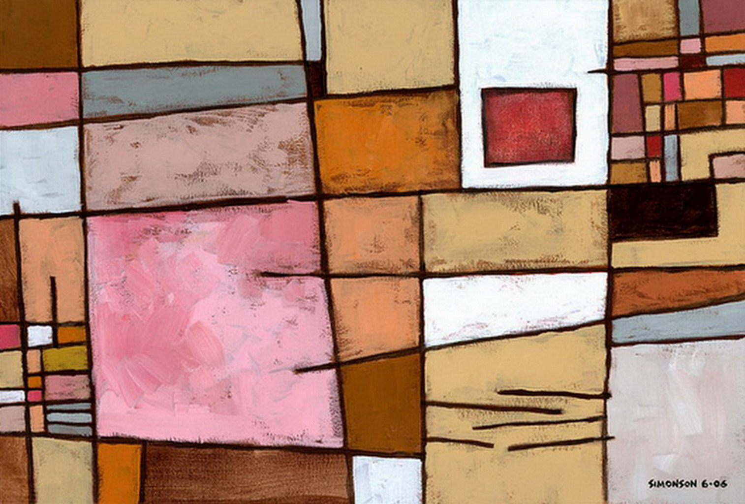 Pintura moderna y fotograf a art stica pintores de - Fotos cuadros abstractos ...