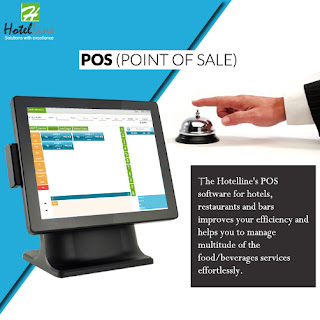 Point of Sale hotelline, hotelline Restaurant Billing Software