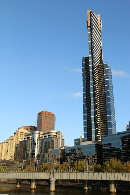 Continent wise tallest building