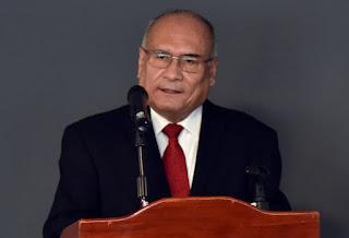 director general de la Agencia Espacial Mexicana (AEM), Salvador Landeros Ayala