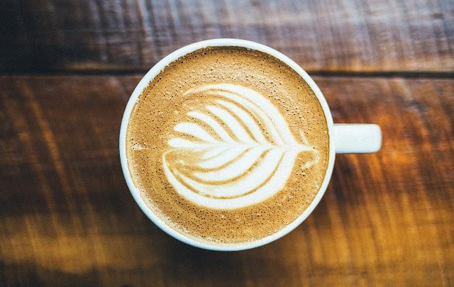 Fancy Coffee Drinks