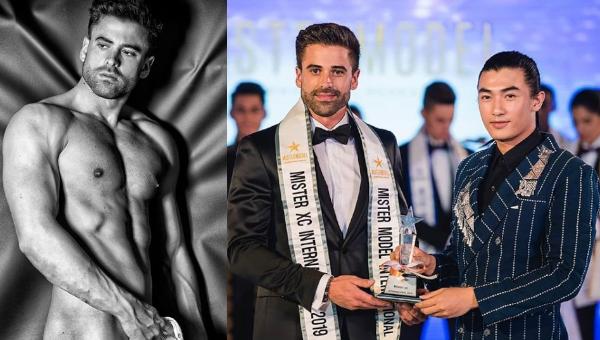 Mister Model Internacional 2019 es Spain