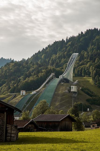 Hausberg-Runde und Partnachklamm  Wanderung Garmisch-Partenkirchen 02
